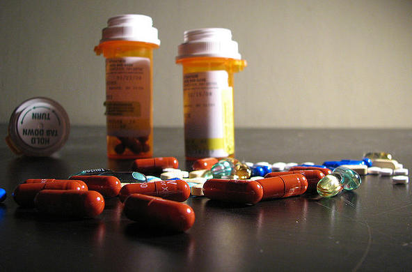 Prescription pills CC