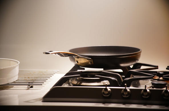 non-stick pan cc alpha via flickr