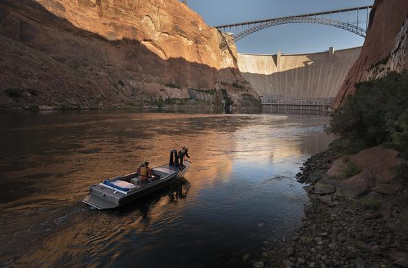 glen canyon dam cc USGS
