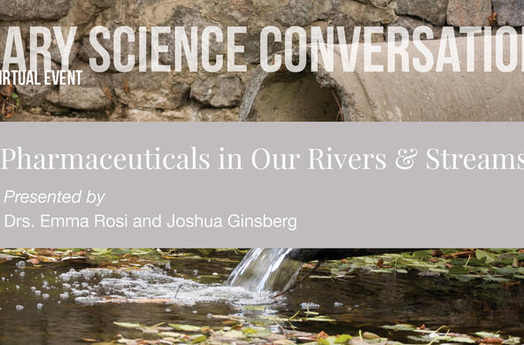 Pharmaceuticals in Our Rivers & Streams
